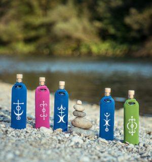 WATERTHERAPIE Flaska - draagbare waterbron