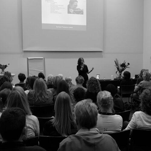 Seminar Mycopower Amersfoort